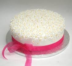 simple birthday cake decorating ideas cakes pinterest daisy how to