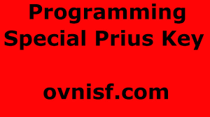 programming toyota prius 2004 to 2009 transponder key youtube