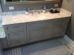 white master bathroom vanity how to paint a bathroom vanity