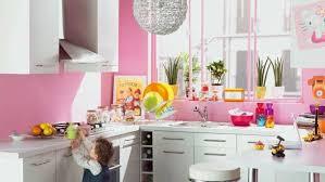 cuisine girly cuisine blanche et idées décoration intérieure farik us