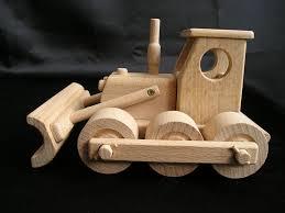 bulldozer und construction vehicel wooden toys wooden natural