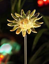 Colored Landscape Lighting Bright Zeal 4 5 Size Sunflower Led Color Changing Solar