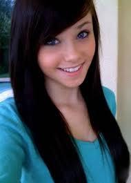 black preteen hair normal teenage girl with black hair hair pinterest black