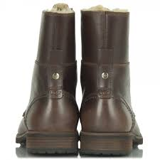 s ugg australia brown leather boots s ugg australia black larus boots mount mercy