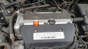 2005 honda cr v 2 0 petrol manual engine code k20a4 mileage