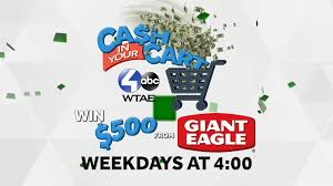 enter win in your cart contest