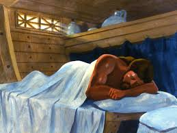 thanksgiving bible story free bible images when jonah runs away rather than go to nineveh