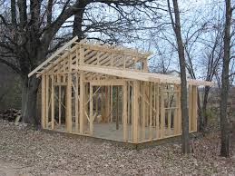 garden shed plans youtube