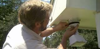 outdoor security motion lights how to install an outdoor security light today s homeowner