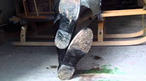 dirty riding boots riding boots soles for your licking youtube