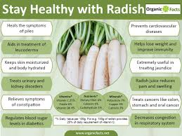 20 surprising benefits of radish organic facts
