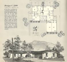 Mid Century House Plans Vintage House Plans 1960s Homes Mid Century Homes Kitchen