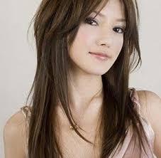 coupe de cheveux visage ovale coupe de cheveux pour visage rond femme coiffure femme