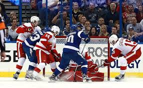 Tampa Bay Lighting Schedule Tampa Bay Lightning 1st Round Playoff Schedule Announced By Nhl