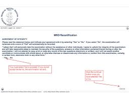 Self Certification Notification Letter Get Certified Medical Review Officer