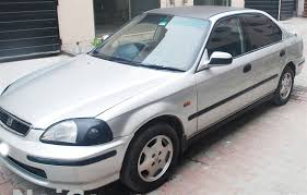 honda civic 1998 vti honda civic 1998 for sale in lahore pakistan 4668