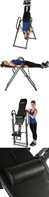 back relief inversion table inversion tables 112954 foldable inversion fitness exercise table