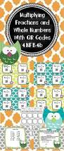 Multiplying Fractions By Whole Numbers Worksheets The 25 Best Multiplying Fractions Ideas On Pinterest Math
