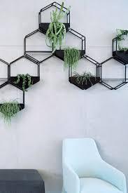 Garden Baskets Wall by Wabe Wall Planter Oblica Melbourne Modern Designer Fireplaces