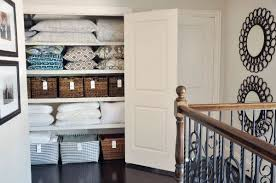 organized linen closet honey we u0027re home