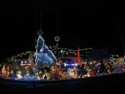 the great christmas light show see phoenix house on abc s great christmas light fight tv show