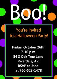 halloween invitation templates free printable u2013 festival collections
