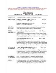 Sample Resume For Cna Job by Examples Of Resumes 79 Breathtaking How To Structure A Resume