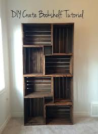 Reclaimed Wood Bookshelf This Large Bookcase Is Made In From Acacia And Recycled Woods We