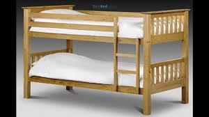 Julian Bowen Bunk Bed Julian Bowen Barcelona Bunk Bed Pine
