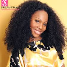 Mongolian Curly Hair Extensions by Online Buy Wholesale Afro Thick Hair From China Afro Thick Hair