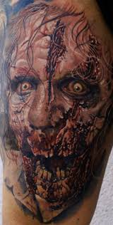 mario hartmann u0027s horror tattoos will leave you screaming for more
