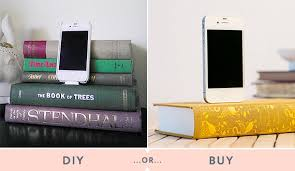 diy charging dock little white whale diy or buy book iphone dock