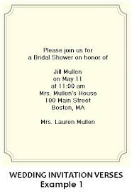 bridal shower invitation wording bridal shower invitation wording exles