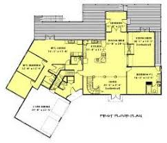 House Plans With Inlaw Apartment Duplex Home Floor Plans House Plans