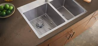 Top Mount Kitchen Sinks Crosstown Stainless Steel Kitchen Sinks Elkay