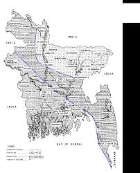 Map Of Bangladesh Bangladesh Fig1