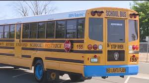 sacramento county unveils fleet of electric buses cbs