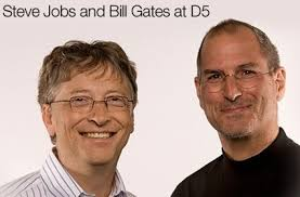 Bill Gates And Steve Jobs Meme - why do many people love steve jobs more than bill gates even