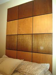 Wood Headboards For King Size Beds by Wall Mounted Headboard Diy U2013 Skypons Co
