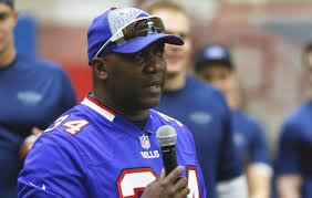 thurman thomas to help raise money for officer u0027s family with blue