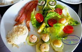 assiette de cuisine la cuisine claudine assiette marine