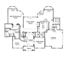 House Plans With Keeping Rooms Windermere 8445 4 Bedrooms And 3 Baths The House Designers