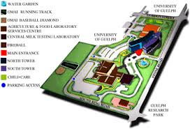 building site plan guelph office site plan
