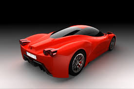 ferrari supercar concept techcracks ferrari enzo car rendered concept by constantin