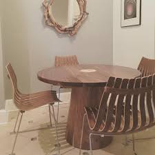 Round Dining Room Tables For 10 The Best Round Dining Tables For Every Type Of Kitchen Buungi Com