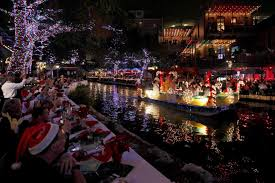san antonio riverwalk christmas lights 2017 ten things to do in san antonio holiday edition