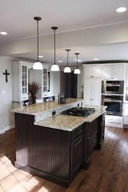 venetian gold light granite new venetian gold granite countertops dark kitchen island pendant