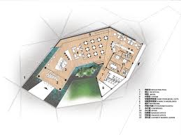 Pavilion Floor Plans by Gallery Of Vanke Sales Office Fcha 11 Pavilion