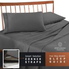 best quality bed sheets king size bed sheets set grey charcoal gray soft luxury best
