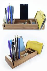 Woodworking Plans Desk Organizer by Best 25 Desk Tidy Ideas On Pinterest Desk Storage Pine Desk